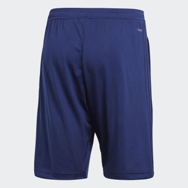 Shorts de entrenamiento Condivo 18 Azul Hombre Fútbol