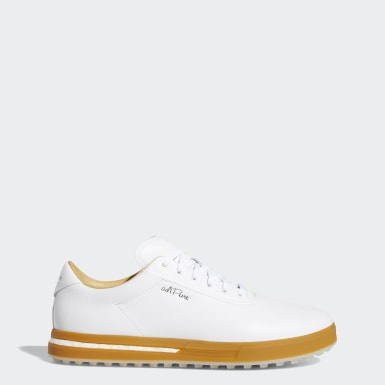 Men Golf White Adipure SP Shoes