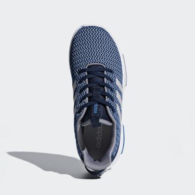 Kids Lifestyle Blue Cloudfoam Racer TR Shoes