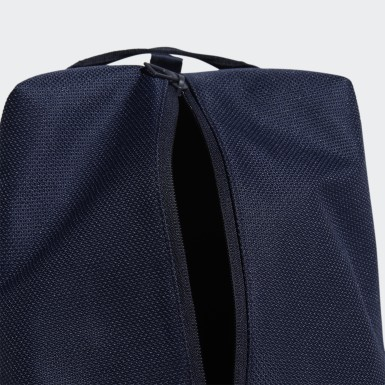 Men Training Blue Shoe Bag