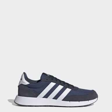 ผู้ชาย Sport Inspired สีน้ำเงิน รองเท้า Run 60s 2.0