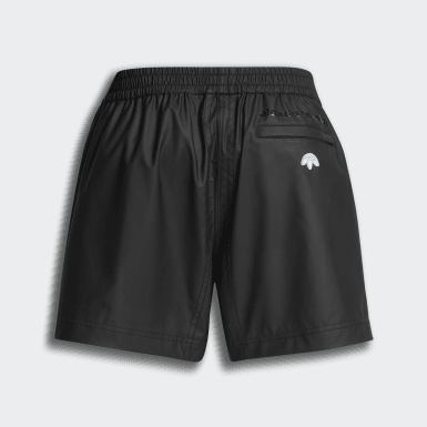 Women Originals Black adidas Originals by AW Shorts