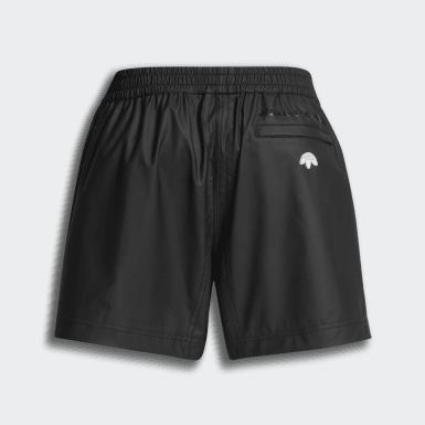 черный Шорты adidas Originals х Alexander Wang