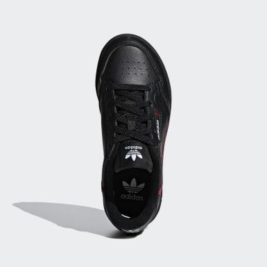 Çocuklar Originals Black Continental 80 Ayakkabı