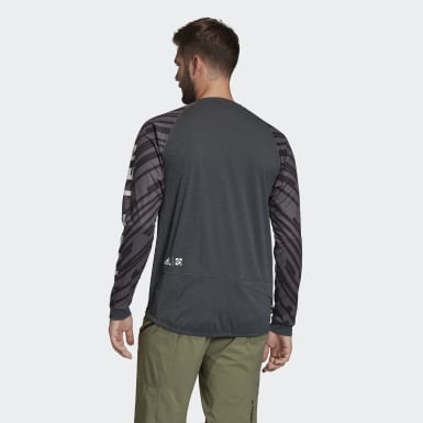 Maglia Five Ten Trailcross Longsleeve Nero Uomo Five Ten