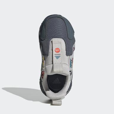 Infants วิ่ง สีเทา รองเท้าวิ่ง 4uture RNR