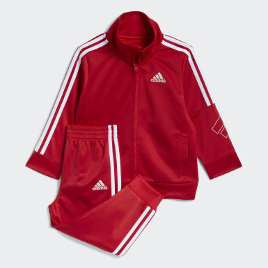 Infant & Toddler Training Red Event Tricot Set