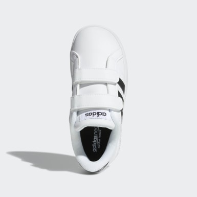 Infant & Toddler Essentials White Baseline Shoes