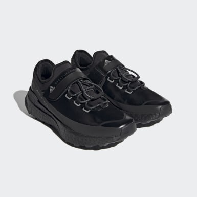 Frauen adidas by Stella McCartney adidas by Stella McCartney Outdoor Boost RAIN.RDY Schuh Schwarz