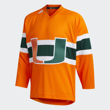 Men's Training Multicolor Hurricanes Hockey Jersey