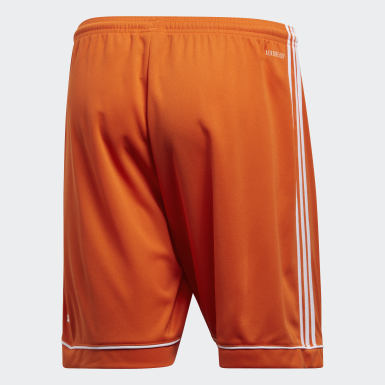 Männer Training Squadra 17 Shorts Orange