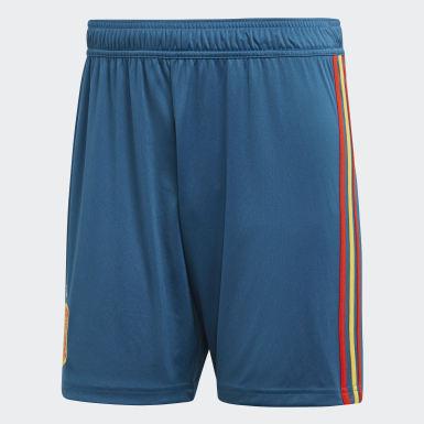 Shorts Oficial Selección de España Local 2018 Azul Hombre Fútbol