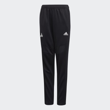Youth Football Black TAN Training Pants