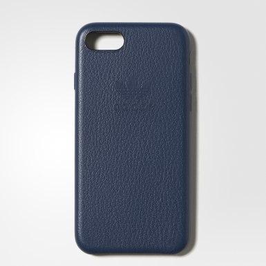 синий Чехол для смартфона Leather iPhone