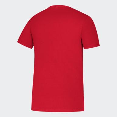 T-shirt Chicago Blackhawks Amplifier multicolore Hommes Athletics