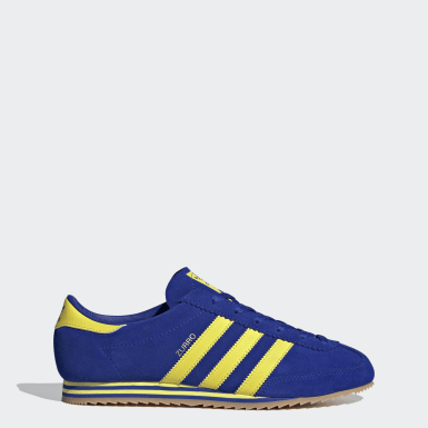 Men Originals Blue Zurro SPZL Shoes