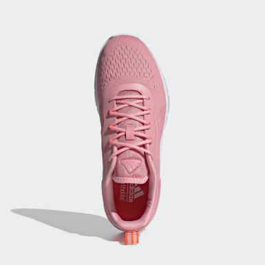 Women Cross Training Pink Novamotion Shoes