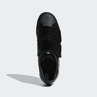 Women Originals Black Superstar 80s CF Shoes