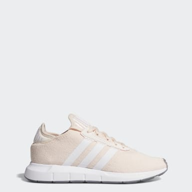 Women's Originals Pink Swift Run X Shoes