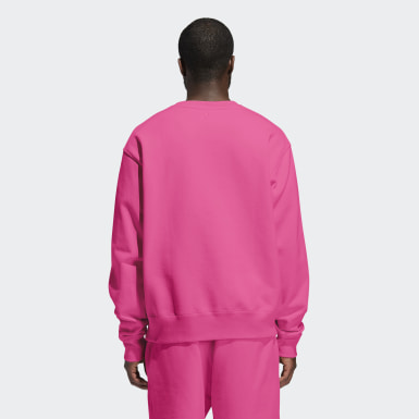 Blusa Moletom Pharrell Williams Basics (UNISEX) Rosa Originals