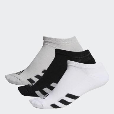 Άνδρες Γκολφ Μαύρο No-Show Socks