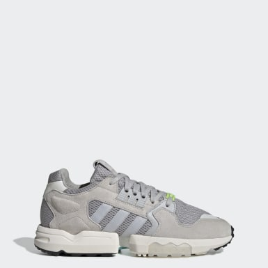 Originals Grey ZX Torsion Shoes