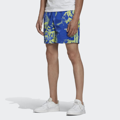 Men Originals Blue Festivo Sweat Shorts