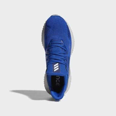 Men's Running Blue Alphabounce Beyond Team Shoes