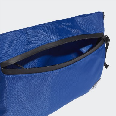 Originals Simple Bauchtasche L Blau