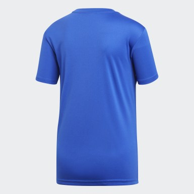 Camisa Campeon 19 Azul Mulher Futebol