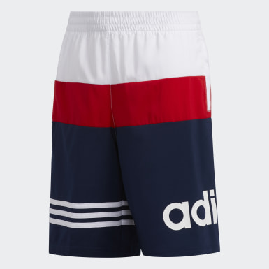 AEROREADY Colorblock Shorts