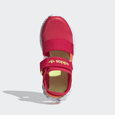 Kids Originals Orange Doom Sandals
