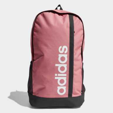 Lifestyle Pink Essentials Logo Backpack