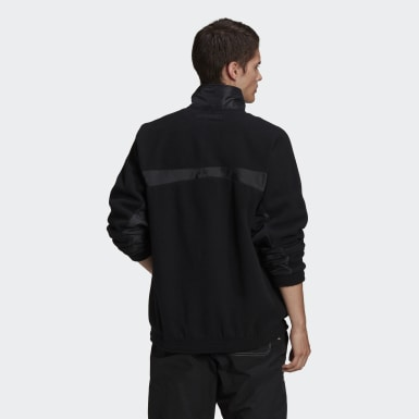 Men's Originals Black R.Y.V. Track Top
