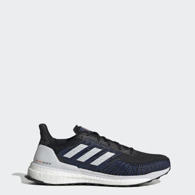 Men's Running Black Solarboost ST 19 Shoes