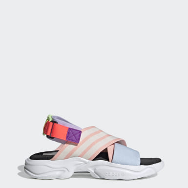 Women's Originals Pink Magmur Sandals