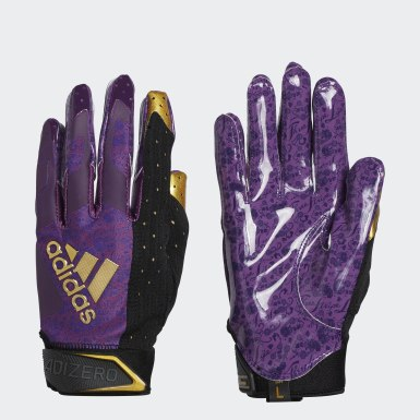 Football Adizero 9.0 New Reign Receiver Gloves
