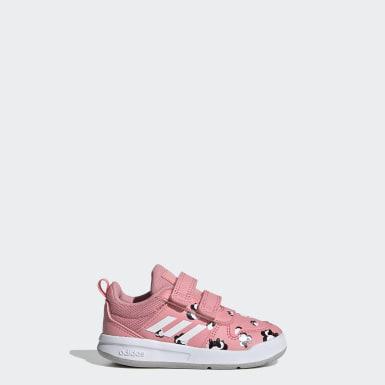 Děti Běh růžová Boty Tensaur