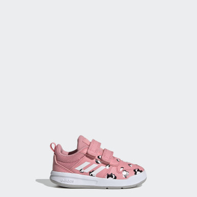 Kids Running Pink Tensaur Shoes