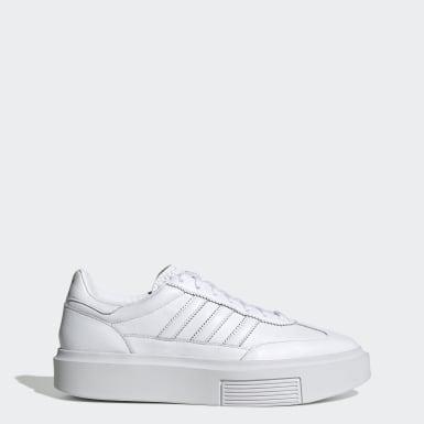 Frauen Originals adidas Sleek Super 72 Schuh Weiß
