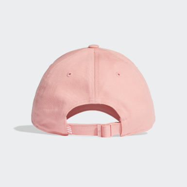 Casquette Baseball Rose Tennis