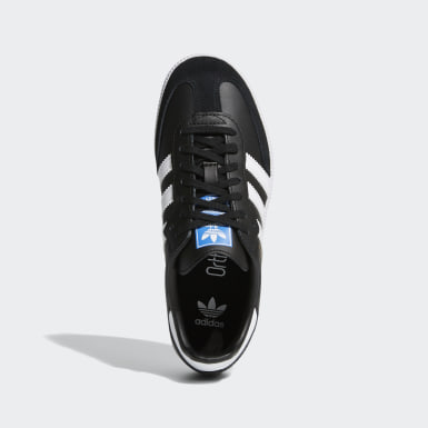 Genç Originals Black Samba OG Ayakkabı