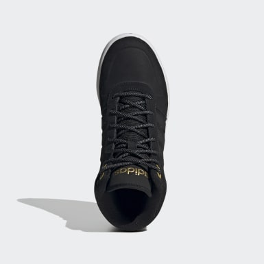Kinderen Basketbal Zwart Blizzare Schoenen