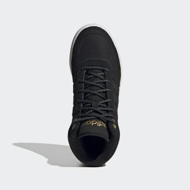 Børn Basketball Sort Blizzare sko