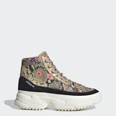 Kvinder Originals Beige Kiellor Xtra sko