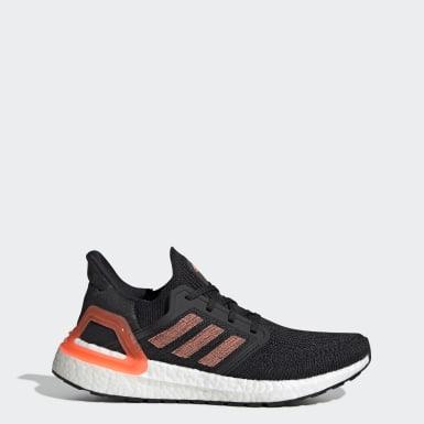 Frauen Running Ultraboost 20 Schuh Schwarz