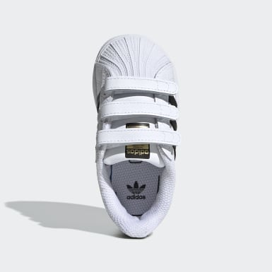 Zapatillas Superstar Blanco Niño Originals