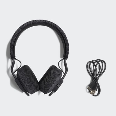 Løb Sort RPT-01 Sport On-Ear høretelefoner