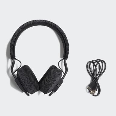 Běh černá Sluchátka RPT-01 Sport On-Ear