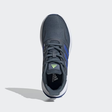 Kids Running Green Runfalcon Shoes